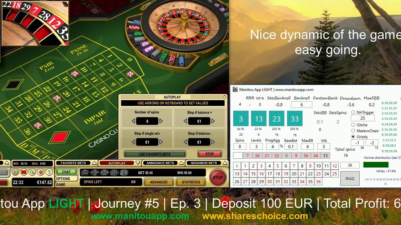 Casino Club Roulette Mindesteinsatz