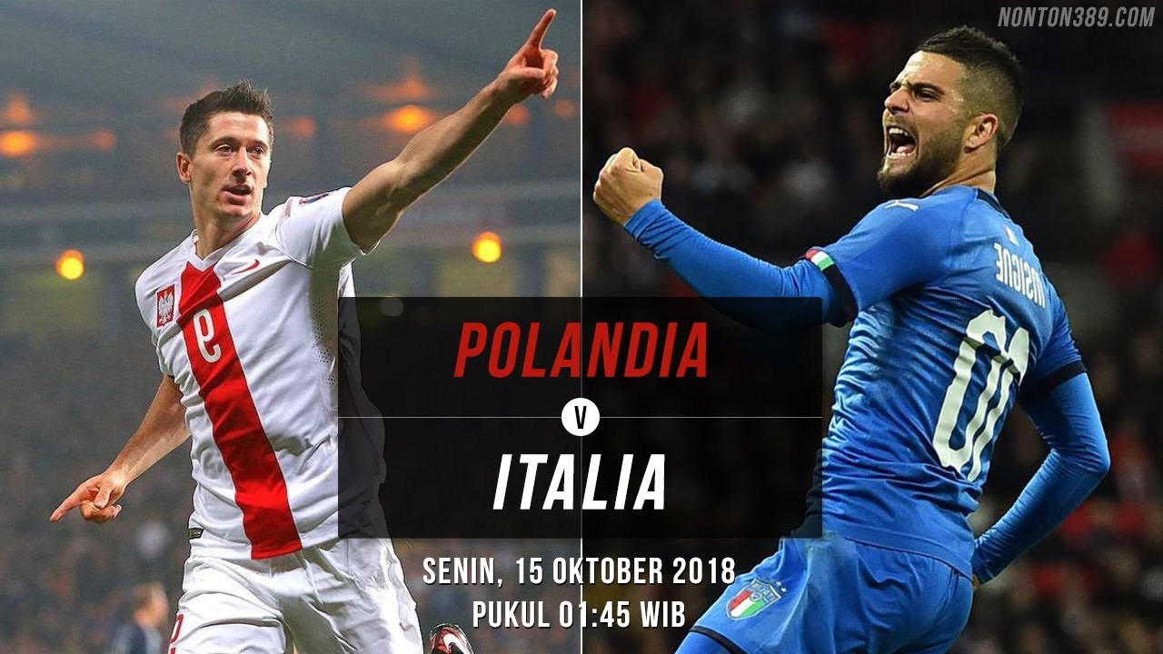 Polandia Vs Italia Full Highlight