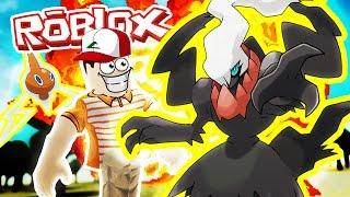 DARKRAI & ROTOM! / Pokemon Fighters EX / Roblox Adventures