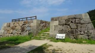 日本100名城「鳥取城」 鳥取城 検索動画 2