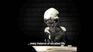 Alien Interview Secrets of Universe Revealed Project Blue book