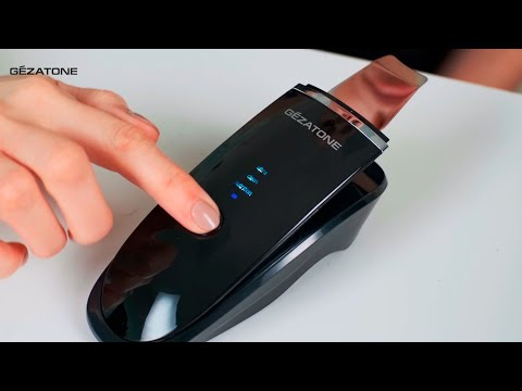 Ультразвуковой аппарат Gezatone Bio Sonic 1007