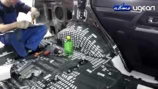 Полная шумоизоляция Mitsubishi Pajero. г.Альметьевск.(Преимущества нанокерамического покрытия кузова: • Стойкость к воздействию коррозии и ультрафиолета..., 2015-02-28T15:53:46.000Z)