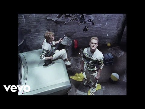 Erasure - Drama! (Official Video)
