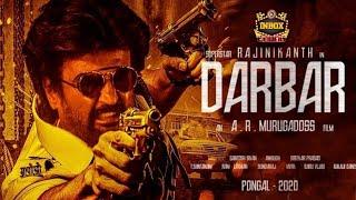 BREAKING: Darbar Trailer Release Date