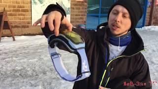 Обзор сноубордической маски Copozz с AliExpress со сменными линзами. Must have за эти деньги!
