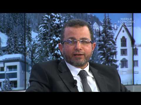 Davos 2013 - Transformations in the Arab World
