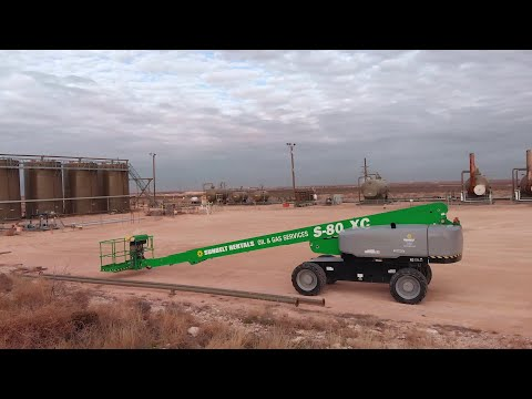 Sunbelt Rentals Oil & Gas Services: From Drilling To Production