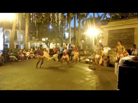 Caribbean Dancers in Cartagena (San Diego Square) 3