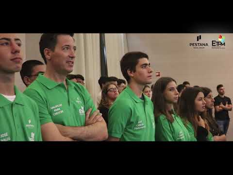 ETPM e Grupo Pestana - Aula Inaugural do Projeto Piloto Qualificar para Crescer (19.09.2017)