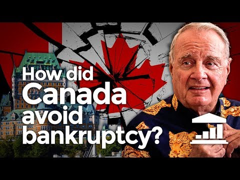 How did CANADA avoid BANKRUPTCY? - VisualPolitik EN