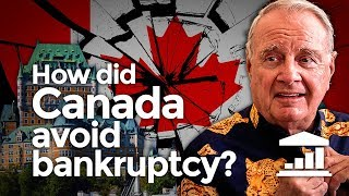 How did CANADA avoid BANKRUPTCY? - VisualPolitik EN