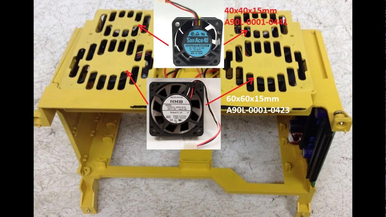 Fanuc control Alarm 700 and 701 overheat alarm