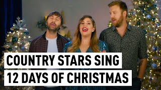 12 Days of Country Christmas