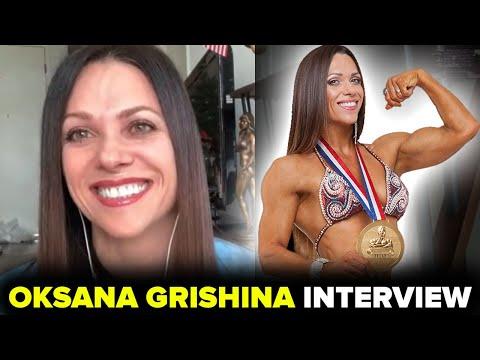 OKSANA GRISHINA: WHY I'M COMING BACK!