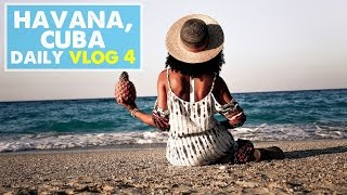 CUBA VLOG 04: Sunsets and Goodbyes | Day 4 + 5 in Cuba