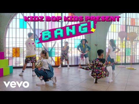 Смотреть клип Kidz Bop Kids - Bang!