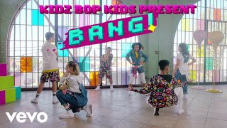 KIDZ BOP Kids - Bang! (Official Music Video)