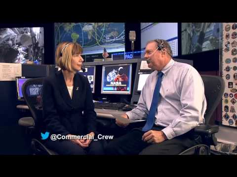 Space Station Live: Commercial Crew Manager Talks Spaceflight Future