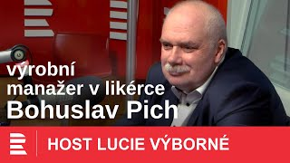 Bohuslav Pich: Receptura je zakódovaná, přístup k ní mají dva lidé v republice