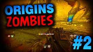 "Bo2 Zombies ""REST IN PIECES!"" #2 Origins w/ Yarasky (CoD: Black Ops 2)"