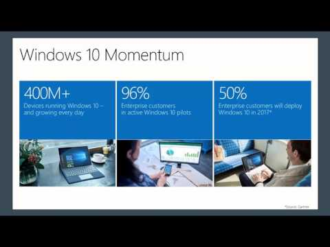 April 2017 Office 365 Partners call: Secure Productive Enterprise