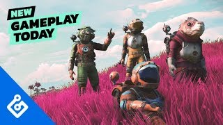 New Gameplay Today - No Man