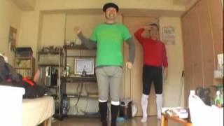 NHK朝の連続テレビ小説・てっぱんダンスを踊らせていただきました。