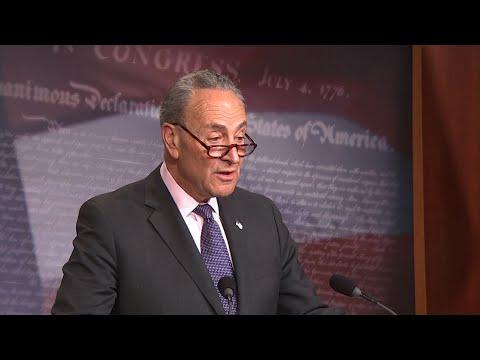 Senate Democrats Push 3-Point Plan on Guns