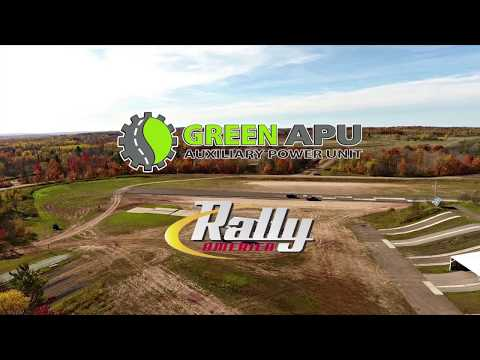 Lake Superior Performance Rally 2017 - Green Apu Rally Team Teaser