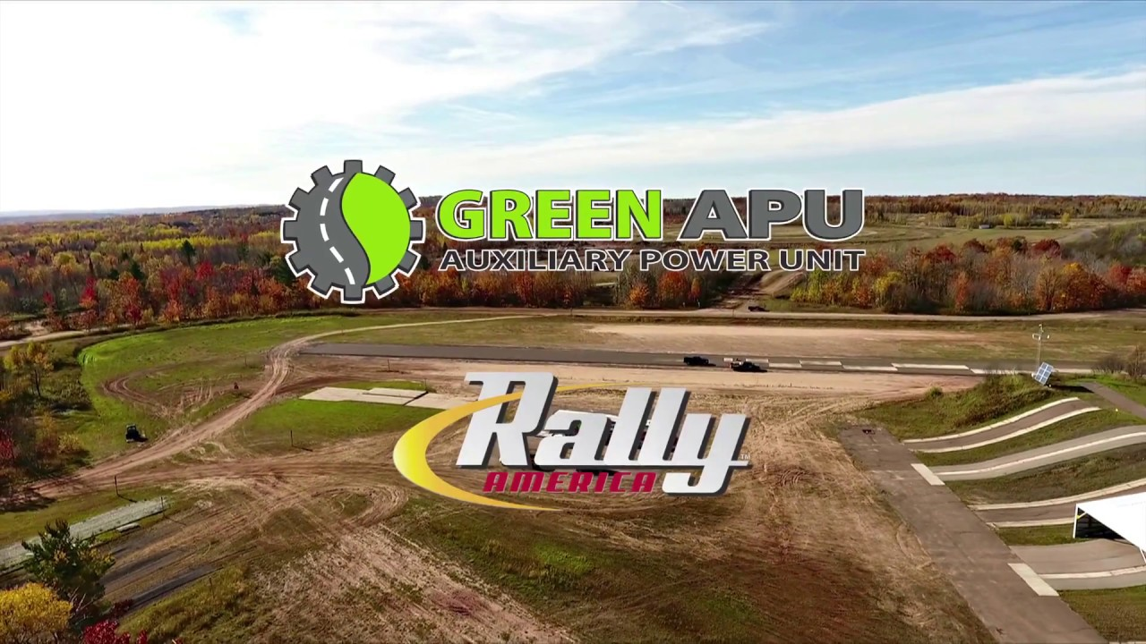 GREEN APU Unit - Best Truck APU, Auxiliary Power Units For