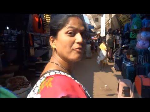Mapusa Market Goa  India