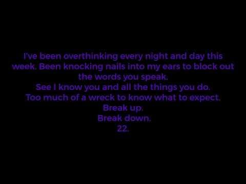 Creeper - Black Cloud lyrics