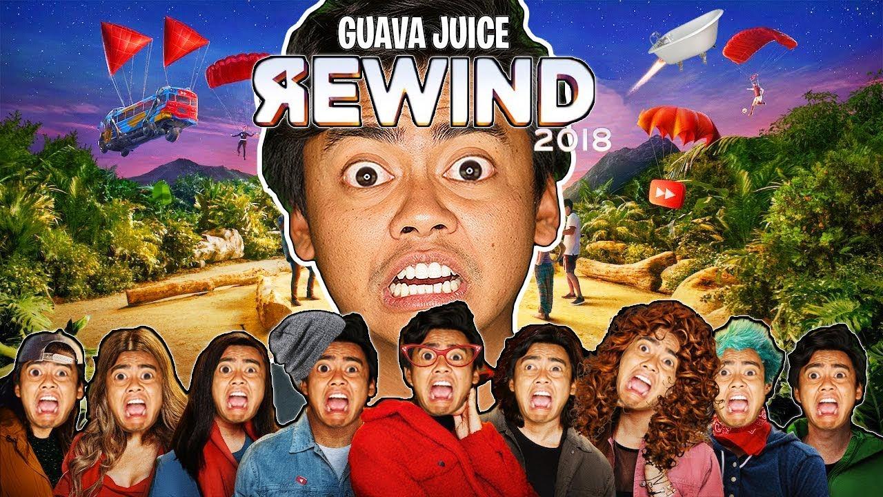 GUAVA JUICE REWIND 2018!