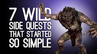 7 Utterly Wild Side Quests that Started Out So Simple