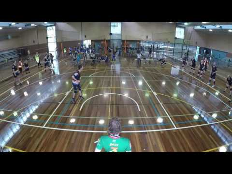 ADPL VIC | 2017 Round 2 | Mixed Division | South Morang Stingrays vs Preston Panthers