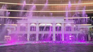 Performance Lake at Wynn Macau - Judy Kuhn - Colors of The Wind (Disney's Pocahontas).mp3