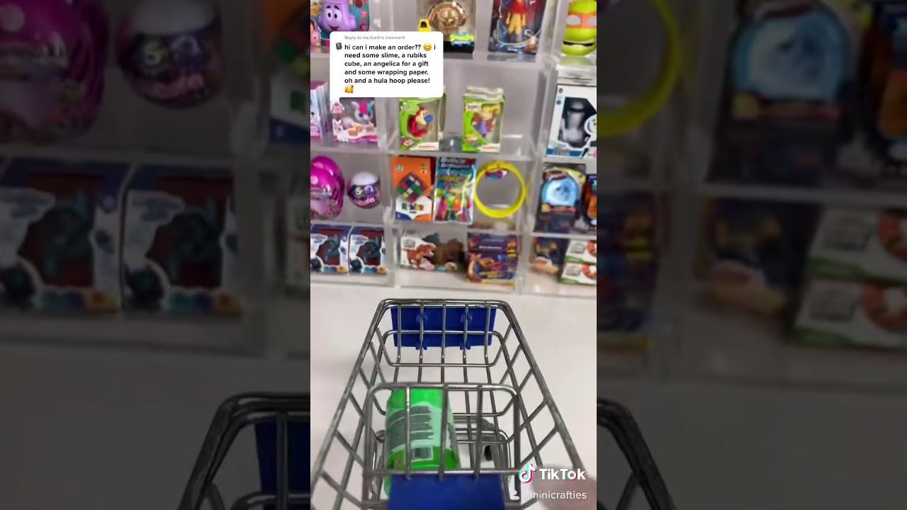 Download Mini Brands Shopping - Fake Orders