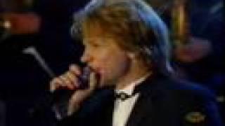 Jon Bon Jovi- Blue Christmas Live