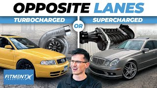 Turbocharged VS Supercharged: What's Better For Daily Driving? | Opposite Lanes