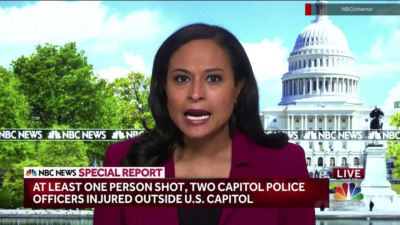 NBC News special report open: April 2, 2021 Capitol car ramming