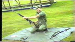 7.62mm FN Self Loading Rifle Lesson One (1991) Curragh Camp.