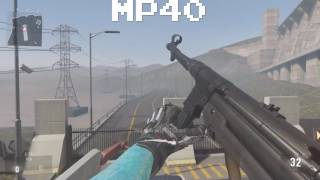 Video All DLC weapons in AW download MP3, 3GP, MP4, WEBM, AVI, FLV Agustus 2018