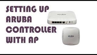 Comment configurer le Contrôleur Aruba Avec AP(Step-By-Step Guide)