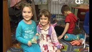 видео Потолок обрушился в детском саду во Владивостоке