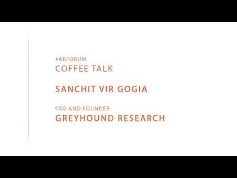 Coffee Talk Sanchit Vir Gogia