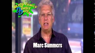 Nerdy Family Double Dare with Marc Summers