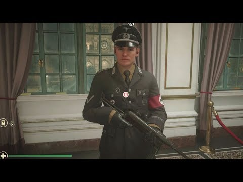 WW2 - Spies/Undercover Mission in Paris - Liberation - Call of Duty WW2