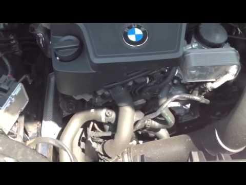 2013 Bmw X3 Xdrive 28i Engine Noise Hanson Car Youtube