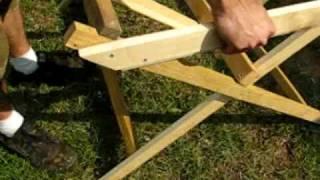 Diy Build A Goat Feeder Cheap Easy